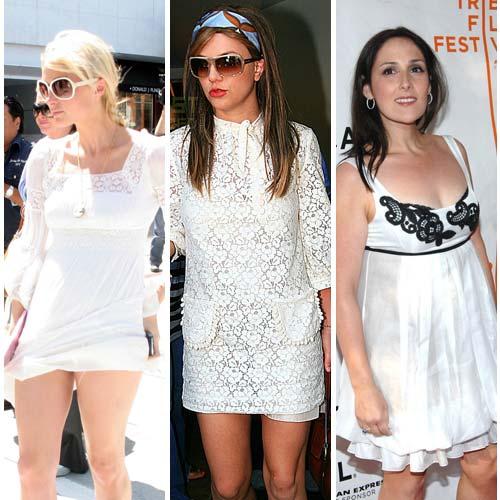 White Summer Dresses for Women 2013
