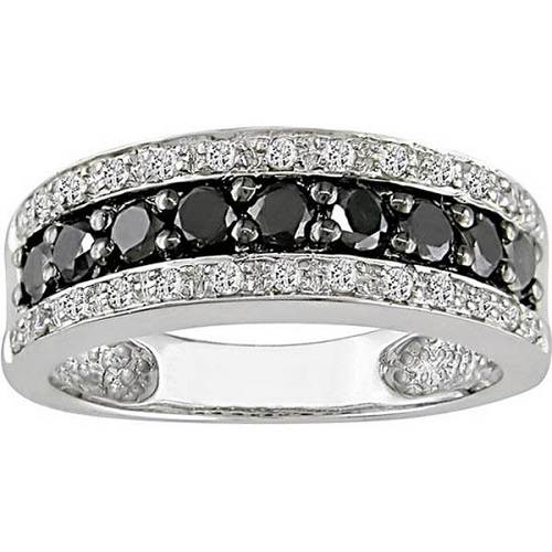 Black and White Wedding Bands Images