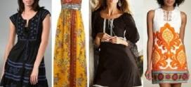 Bohemian Clothing Style Combination Ideas