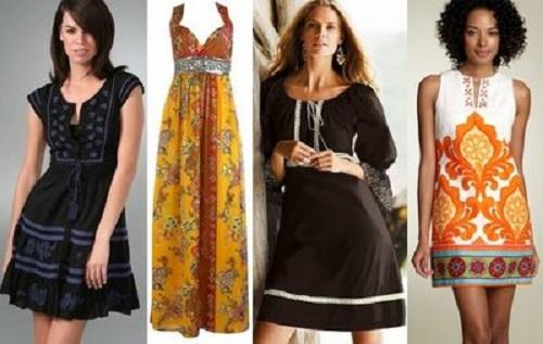 Bohemian Clothing Style 2013