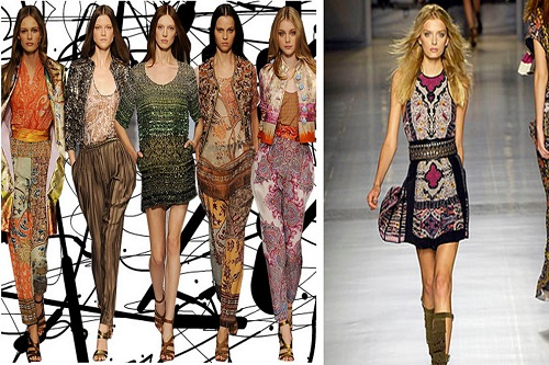 Bohemian Clothing Style Designs