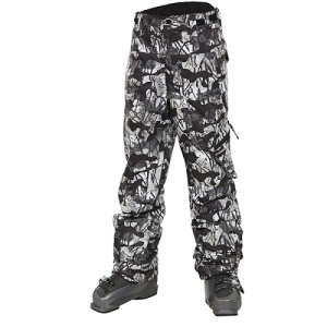 Boys Camo Cargo Pants Styles