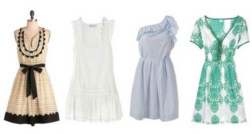 Cotton Summer Dresses for Women