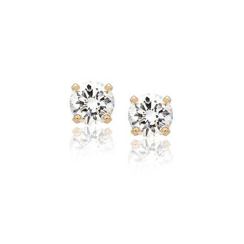 Diamond Earring Studs Women
