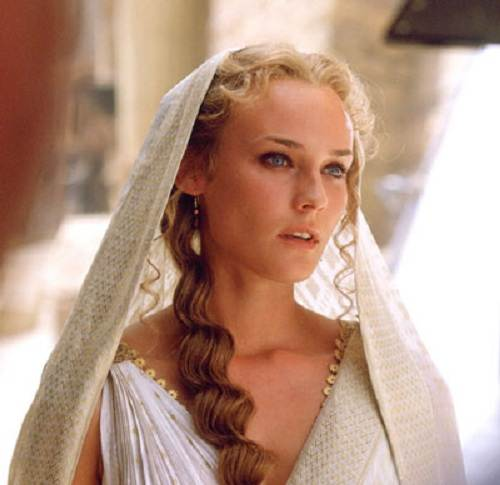 Greek Goddess Hair Braids