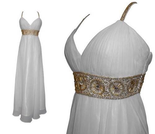 Greek Prom Dresses Designs