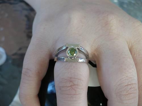 Green Lantern Wedding Ring Images