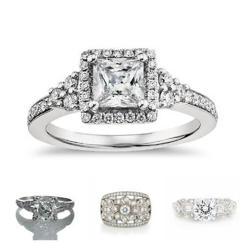 Hottest Engagement Rings 2013 Ideas