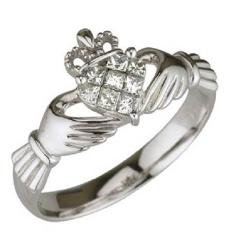Irish Claddagh Ring Heart Samples