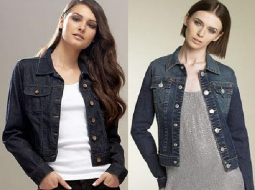 Jeans Jacket for Women Online