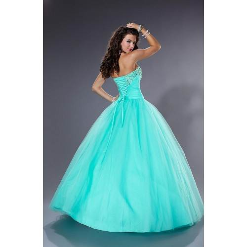 Long Ball Gown Prom Dresses 2013