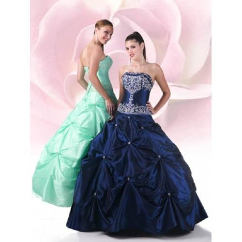 Long Ball Gown Prom Dresses Styles