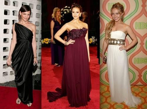 Long Grecian Prom Dresses Online