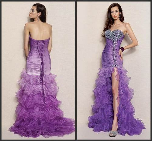 Long Prom Dresses Mermaid Designs