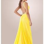 Long Prom Dresses Open Back 2013