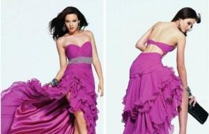 Long Prom Dresses Open Back Ideas