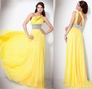 Long Prom Dresses Open Back Images