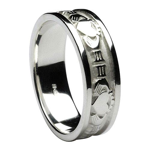 Male Wedding Bands Platinum