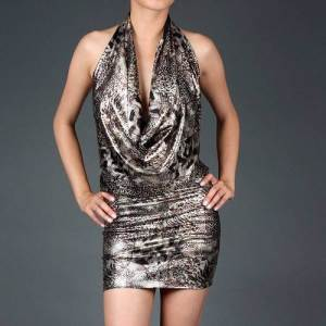 Metallic Club Dresses Ideas