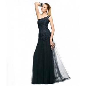 Navy Blue Long Prom Dresses Ideas