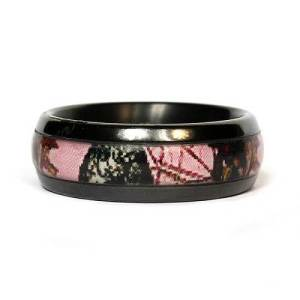 Pink Camouflage Engagement Rings Images