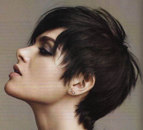 Pixie Cut Prom Hair Images