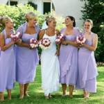Plus Size Bridesmaid Dresses Cheap