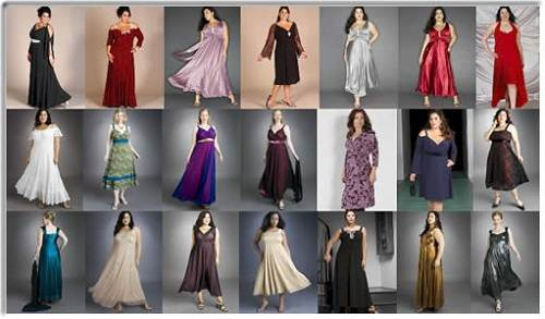 Plus Size Bridesmaid Dresses UK
