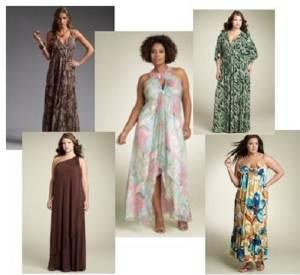 Plus Size Sundresses for Women