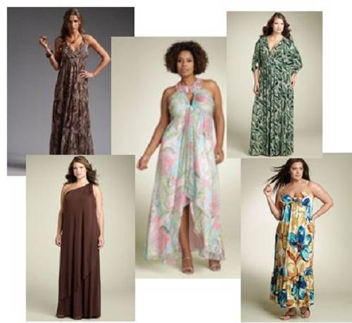 Plus Size Sundresses for Women