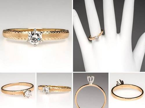 Pre Owned Engagement Rings for Sale