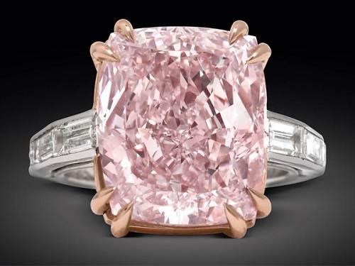 Real Pink Diamonds Band