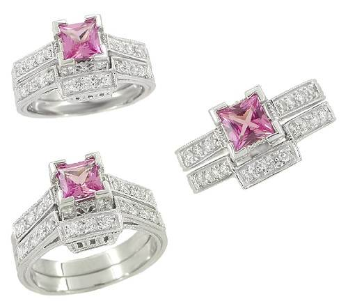 Real Pink Diamonds Collections
