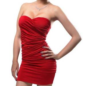 Red Club Dresses UK