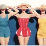 Retro Vintage Swimsuit Collection