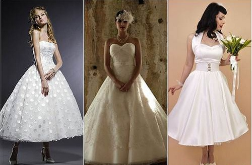 Retro Wedding Dresses UK