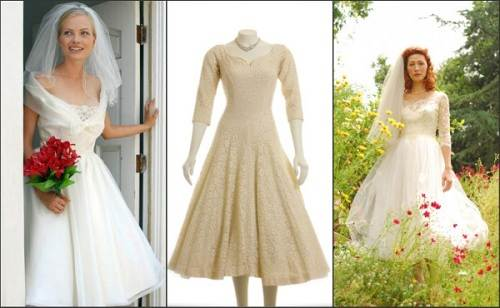 Retro Wedding Dresses for Sale