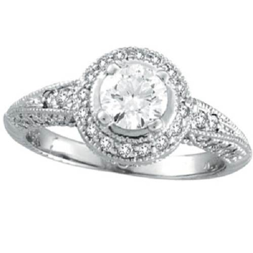 Round Wedding Rings for Women