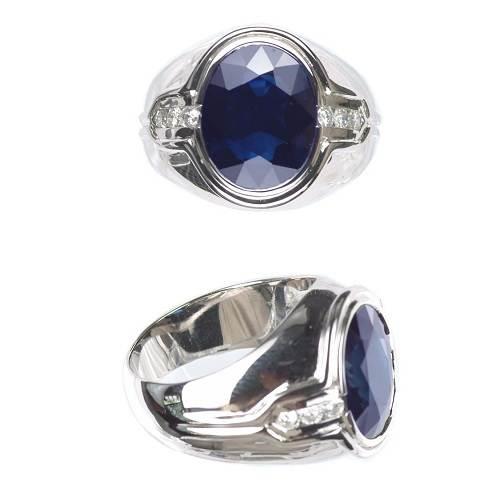 Sapphire Rings for Men 2013