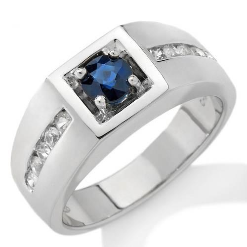 Sapphire Rings for Men Styles
