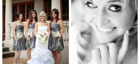Silver Bridesmaid Dresses Inspiration for the Future