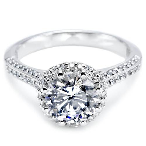 Solitaire Engagement Rings on Hand 2013