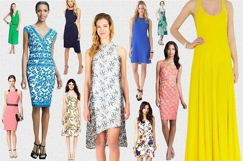Summer Dresses for Weddings on Beach