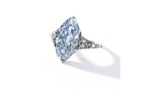 Tiffany Blue Ring Bearer Pillow