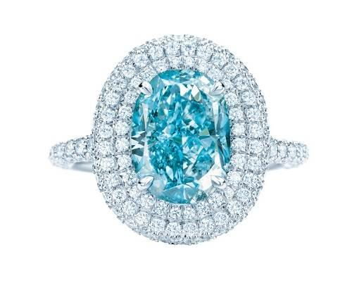 Tiffany Blue Ring Box