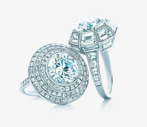 Tiffany Blue Round Ring Images