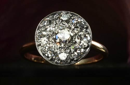 Unique Engagement Rings Antique 2013