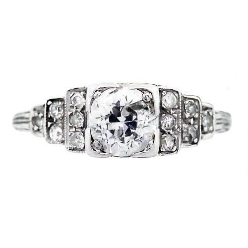 Unique Engagement Rings Antique Styles