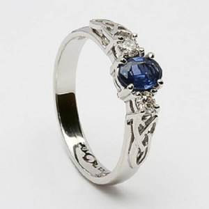Unique Sapphire Engagement Rings Price