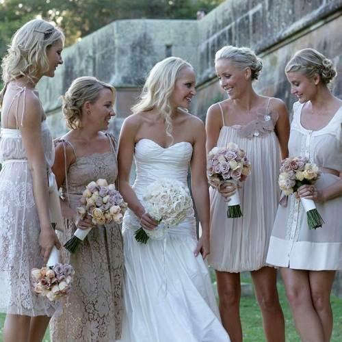 Vintage Bridesmaid Dresses Online